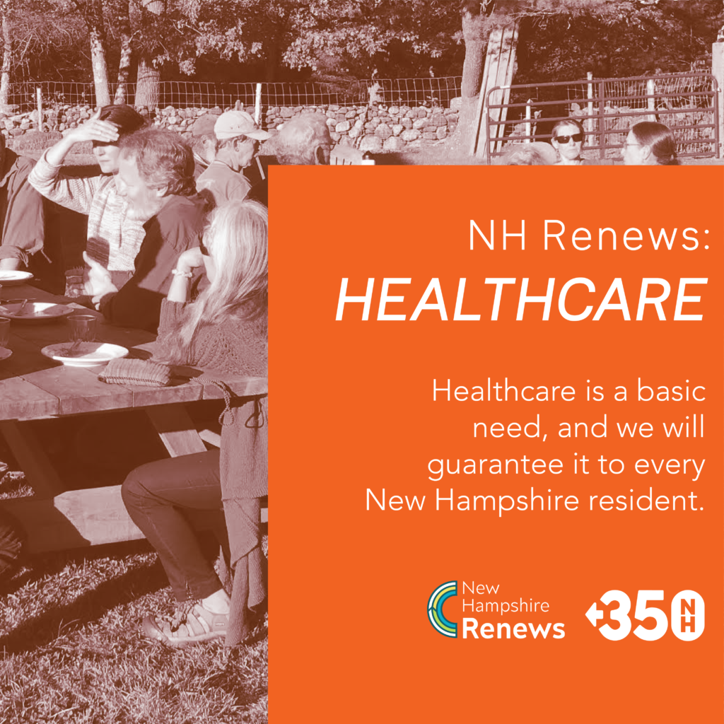 Health Care is a Part of NH Renews